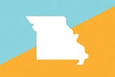 Map of Missouri